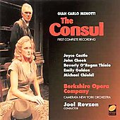 Menotti: The Consul / Revzen, Castle, Golden, et al