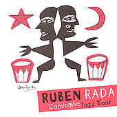 Ruben Rada: Candombe Jazz Tour