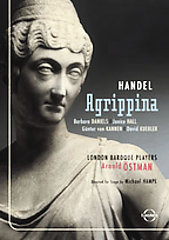 Handel: Agrippina / London Baroque Players [DVD]