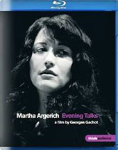 Martha Argerich: Evening Talks - a documentary by Georges Gachot [Blu-ray]