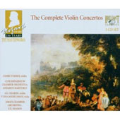 250 Years - Mozart: Complete Violin Concertos / Sharon