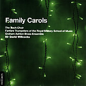Family Carols / Willcocks, Bach Choir, et al