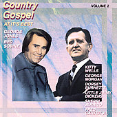 Various Artists: Country Gospel at Its Best, Vol. 2
