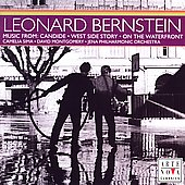 Bernstein - Music from the Theatre / Montgomery, Jena PO