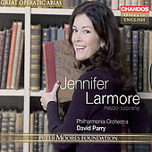 Great Operatic Arias Vol 18 / Jennifer Larmore