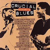 Various Artists: Crucial Acoustic Blues