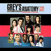 Original Soundtrack: Grey's Anatomy, Vols. 1-3 [Box Set] [Limited] [Slipcase]