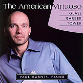 The American Virtuoso / Paul Barnes
