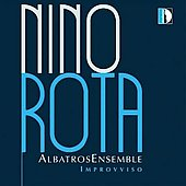 Rota: Improvviso, Chamber Pieces / Albatros Ensemble