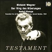 Wagner: Der Ring des Nibelungen / Kempe, Hotter, Nilsson, Windgassen, Vinay, et al