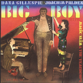 Dana Gillespie: Big Boy