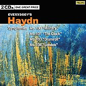 Everybody's Haydn / Sir Charles Mackerras, Orchestra of St. Luke's