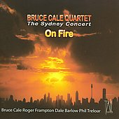 Bruce Cale: On Fire *