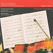 Kerry Drew Turner: Karankawa; Tuba Concerto; etc. / Dariusz Wisniewski