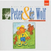 Bart Peeters Vertelt Peter & The Wolf; Le Carnaval Des Animaux
