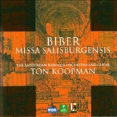 Biber: Missa Salisburgensis
