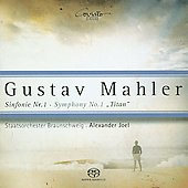 Gustav Mahler: Symphony No. 1 in D minor
