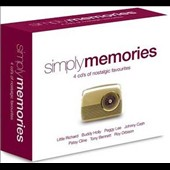 Various Artists: Simply Memories: 4 CD's of Nostalgic Favourites