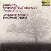 Classics - Tchaikovsky: Symphony no 6, etc / Dohnanyi, et al