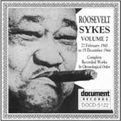 Roosevelt Sykes: Complete Recorded Works, Vol. 7 (1941-1944)
