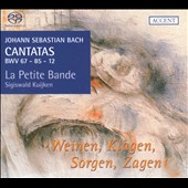 Johann Sebastian Bach: Cantatas BWV 67, 85, 12 / Kuijken