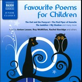 Various Artists: Favourite Poems For Children