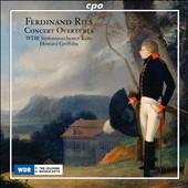 Ferdinand Ries: Concert Overtures