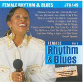 Karaoke: Karaoke: Female Rhythm & Blues, Vol. 2