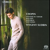 Chopin: Fantasie in F minor; Ballades; Mazurkas; Nocturnes