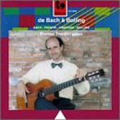 De Bach &agrave; Bolling / Franco Trentin