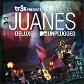 Juanes: TR3S Presents MTV Unplugged Juanes [CD/DVD] [Deluxe Edition]