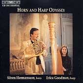 Horn and Harp Odyssey / S&#246;ren Hermansson, Erica Goodman