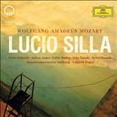 Mozart: Lucio Silla / Peter Schreier; Arleen Auger; Edith Mathis; Julia Varady; Hellen Donath. Leopold Hager