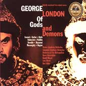 HERITAGE  George London - Of Gods and Demons