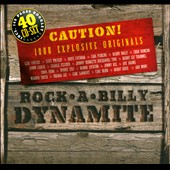 Various Artists: Rock-a-Billy Dynamite [Box]