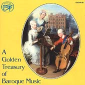 A Golden Treasury of Baroque Music - Tartini, Quantz, et al