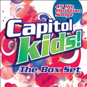 Capitol Kids: Capitol Kids Box Set: Capitol Kids Sing the Hits/Capitol Kids Sing Worship/Capitol Kids Sing Christmas