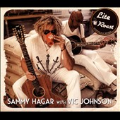 Vic Johnson/Sammy Hagar: Lite Roast [Digipak]