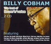 Billy Cobham: The Best of Drum 'N' Voice