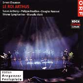 Chausson: Le Roi Arthus / Viotti, Anthony, Rouillon, et al