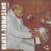 Henry Townsend: Original St. Louis Blues Live