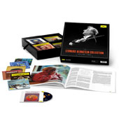 The Leonard Bernstein Collection - Volume Two: Bernstein's complete recordings of composers from Mahler (19 CDs) to Wagner [64 CD Box Set]