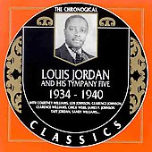 Louis Jordan & His Tympany 5: 1934-1940