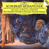 Schubert: Rosamunde / Abbado, von Otter, CO of Europe