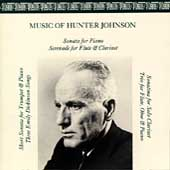 Johnson: Piano Sonata, Serenade, Songs, etc / Black