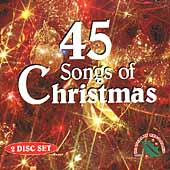 Various Artists: 45 Songs of Christmas