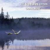 Sibelius Edition Vol 11 - Choral Music: The complete works for male, mixed, female and childrenÆs choir a cappella and with piano [6 CDs]