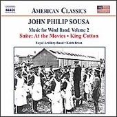 American Classics - Sousa: Music for Wind Band Vol 2