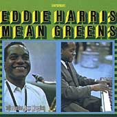 Eddie Harris: Mean Greens