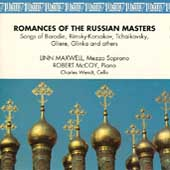 Romances of the Russian Masters / Linn Maxwell, Robert McCoy